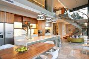Фото 58 Коричневая кухня: оформление интерьера в шоколадных оттенках и 85 теплых и уютных воплощений