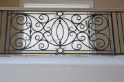 Фото 7 Кованые балконы: французский колониальный шик и 75 его элегантных воплощений