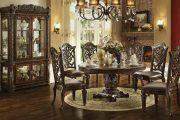 Фото 2 Круглый деревянный стол на одной ножке: 125+ моделей для тех, кто не привык выбирать между эстетикой и функциональностью