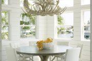Фото 46 Круглый деревянный стол на одной ножке: 125+ моделей для тех, кто не привык выбирать между эстетикой и функциональностью