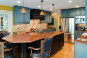 Фото 23 Светлые кухни с патиной: вневременная классика и 100+ избранных интерьерных сочетаний