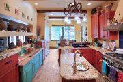 Фото 25 Светлые кухни с патиной: вневременная классика и 85 избранных интерьерных сочетаний