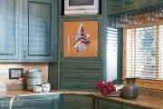 Фото 20 Светлые кухни с патиной: вневременная классика и 100+ избранных интерьерных сочетаний