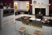 Фото 35 Светлые кухни с патиной: вневременная классика и 85 избранных интерьерных сочетаний