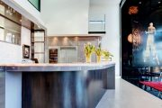Фото 5 Кухня в стиле арт-деко: тонкости гармоничного интерьера и 75 избранных фотоидей на любой вкус