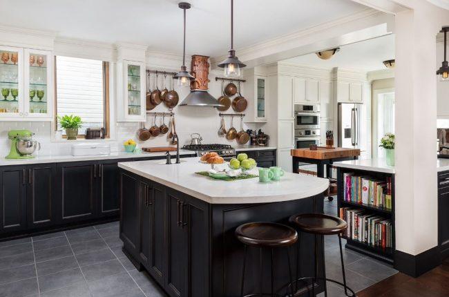 Кухня в стиле арт-деко - стильно, модно и дорого