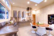 Фото 6 Кухня в стиле арт-деко: тонкости гармоничного интерьера и 75 избранных фотоидей на любой вкус