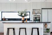 Фото 8 Кухня в стиле арт-деко: тонкости гармоничного интерьера и 75 избранных фотоидей на любой вкус
