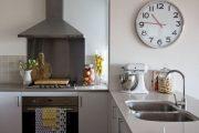 Фото 14 Кухня в стиле арт-деко: тонкости гармоничного интерьера и 75 избранных фотоидей на любой вкус