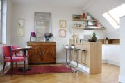 Фото 15 Кухня в стиле арт-деко: тонкости гармоничного интерьера и 75 избранных фотоидей на любой вкус