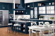 Фото 2 Кухня в стиле арт-деко: тонкости гармоничного интерьера и 75 избранных фотоидей на любой вкус