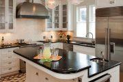 Фото 27 Кухня в стиле арт-деко: тонкости гармоничного интерьера и 75 избранных фотоидей на любой вкус