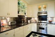 Фото 29 Кухня арт-деко: создаем роскошный и гармоничный интерьер в стиле «Великого Гэтсби»