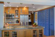 Фото 30 Кухня арт-деко: создаем роскошный и гармоничный интерьер в стиле «Великого Гэтсби»