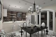 Фото 3 Кухня арт-деко: создаем роскошный и гармоничный интерьер в стиле «Великого Гэтсби»