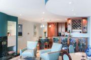 Фото 34 Кухня арт-деко: создаем роскошный и гармоничный интерьер в стиле «Великого Гэтсби»