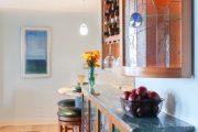 Фото 37 Кухня в стиле арт-деко: тонкости гармоничного интерьера и 75 избранных фотоидей на любой вкус