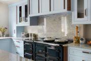 Фото 40 Кухня в стиле арт-деко: тонкости гармоничного интерьера и 75 избранных фотоидей на любой вкус