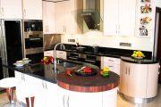 Фото 44 Кухня арт-деко: создаем роскошный и гармоничный интерьер в стиле «Великого Гэтсби»