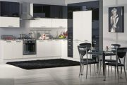 Фото 4 Кухня в стиле арт-деко: тонкости гармоничного интерьера и 75 избранных фотоидей на любой вкус