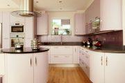 Фото 45 Кухня в стиле арт-деко: тонкости гармоничного интерьера и 75 избранных фотоидей на любой вкус
