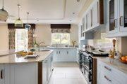Фото 47 Кухня в стиле арт-деко: тонкости гармоничного интерьера и 75 избранных фотоидей на любой вкус