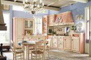 Фото 54 Кухня в стиле шебби-шик: винтажная роскошь для ценителей комфорта и 80 уютных интерьеров