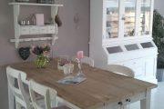 Фото 43 Кухня в стиле шебби-шик: винтажная роскошь для ценителей комфорта и 80 уютных интерьеров