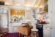 Фото 10 Кухня в стиле шебби-шик: винтажная роскошь для ценителей комфорта и 80 уютных интерьеров