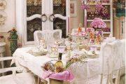 Фото 48 Кухня в стиле шебби-шик: винтажная роскошь для ценителей комфорта и 80 уютных интерьеров
