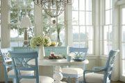 Фото 50 Кухня в стиле шебби-шик: винтажная роскошь для ценителей комфорта и 80 уютных интерьеров
