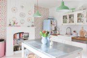 Фото 4 Кухня в стиле шебби-шик: винтажная роскошь для ценителей комфорта и 80 уютных интерьеров