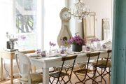 Фото 5 Кухня в стиле шебби-шик: винтажная роскошь для ценителей комфорта и 80 уютных интерьеров