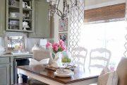 Фото 13 Кухня в стиле шебби-шик: винтажная роскошь для ценителей комфорта и 80 уютных интерьеров