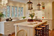 Фото 17 Кухня в стиле шебби-шик: винтажная роскошь для ценителей комфорта и 80 уютных интерьеров