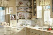 Фото 20 Кухня в стиле шебби-шик: винтажная роскошь для ценителей комфорта и 80 уютных интерьеров