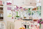 Фото 7 Кухня в стиле шебби-шик: винтажная роскошь для ценителей комфорта и 80 уютных интерьеров