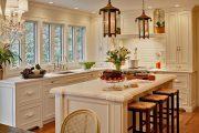 Фото 22 Кухня в стиле шебби-шик: винтажная роскошь для ценителей комфорта и 80 уютных интерьеров
