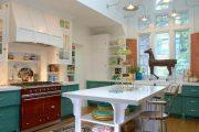 Фото 23 Кухня в стиле шебби-шик: винтажная роскошь для ценителей комфорта и 80 уютных интерьеров