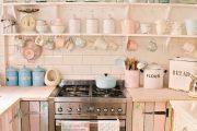 Фото 25 Кухня в стиле шебби-шик: винтажная роскошь для ценителей комфорта и 80 уютных интерьеров