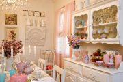 Фото 31 Кухня в стиле шебби-шик: винтажная роскошь для ценителей комфорта и 80 уютных интерьеров