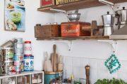 Фото 35 Кухня в стиле шебби-шик: винтажная роскошь для ценителей комфорта и 80 уютных интерьеров
