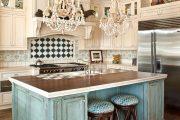 Фото 37 Кухня в стиле шебби-шик: винтажная роскошь для ценителей комфорта и 80 уютных интерьеров