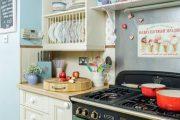Фото 40 Кухня в стиле шебби-шик: винтажная роскошь для ценителей комфорта и 80 уютных интерьеров