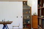 Фото 30 Раскладные столы для маленькой кухни: как оптимизировать кухонное пространство и обзор наиболее удобных современных моделей