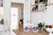 Фото 6 Раскладные столы для маленькой кухни: как оптимизировать кухонное пространство и обзор наиболее удобных современных моделей