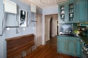 Фото 15 Раскладные столы для маленькой кухни: как оптимизировать кухонное пространство и обзор наиболее удобных современных моделей