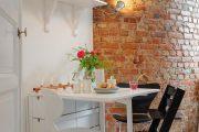Фото 18 Раскладные столы для маленькой кухни: как оптимизировать кухонное пространство и обзор наиболее удобных современных моделей
