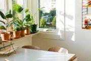 Фото 21 Раскладные столы для маленькой кухни: как оптимизировать кухонное пространство и обзор наиболее удобных современных моделей