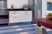 Фото 4 Выбираем линолеум под плитку: особенности дизайнерской имитации и 100+ максимально комфортных вариантов